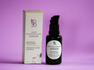 botanica nordica deep moisturizing serum kokemuksia kosteuttava seerumi