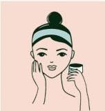korealainen ihonhoitorutiini kasvovoide