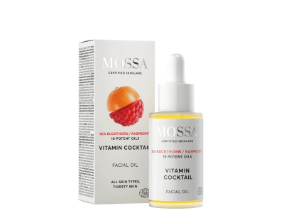 Mossa Kasvoöljy Vitamin Oil Cocktail