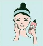 korealainen ihonhoitorutiini aurinkovoide