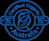 OFC Australia Sertifikaatti luonnonkosmetiikka
