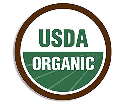 USDA ORGANIC sertifikaatti