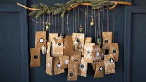 luonnonkosmetiikka joulukalenteri